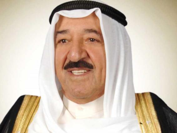 أمير الكويت: نواجه اليوم أزمة صحية عالمية ..ما يستوجب الاستعداد لكافة الاحتمالات