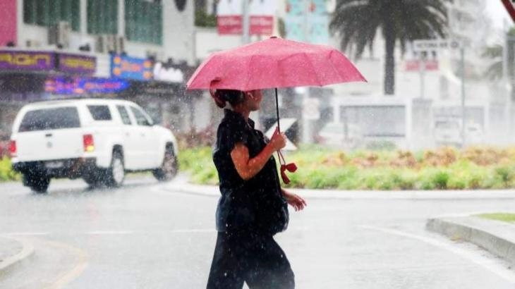 More rain expected in city