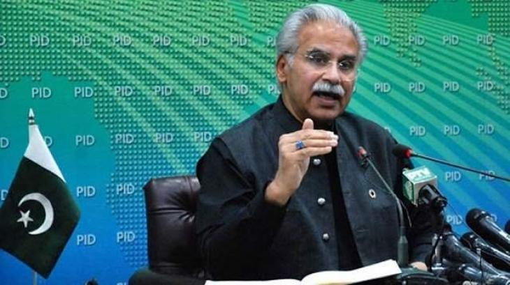 Parliamentary leaders' committee to oversight corona control steps: Dr Zafar Mirza