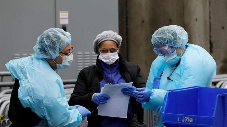 Centers for Disease Control Reports 54,453 Coronavirus Cases in US, 737 Deaths