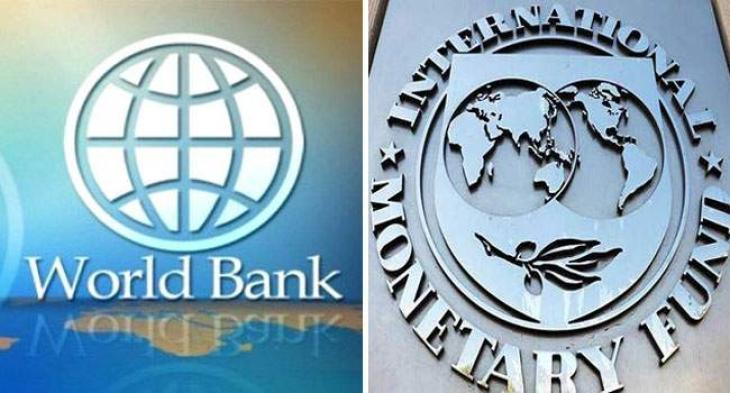 World Bank, IMF call for suspending debt payment by developing countries