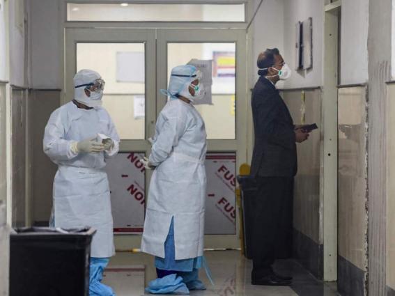 Kashmir reports 1st coronavirus death