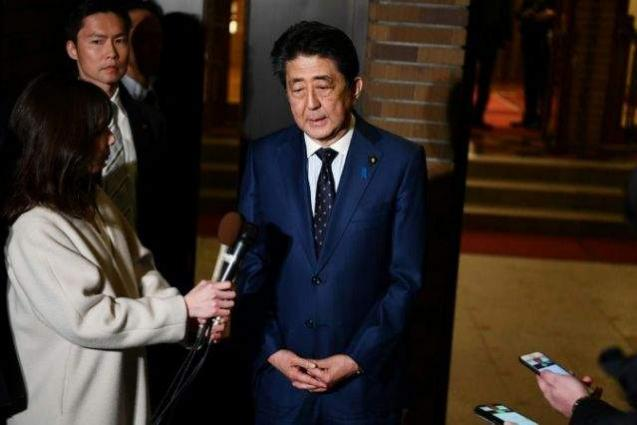 For Japan's Abe, Olympic delay may be no sweat
