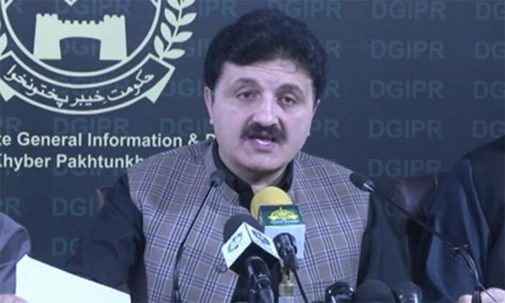 Two corona patients recovered, test of 159 people cleared: Adviser to the Chief Minister for Information, Ajmal Khan Wazir