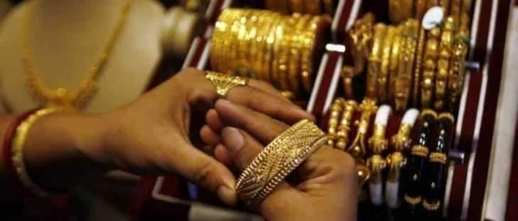 Gold imports increase 8.89 in 8 months