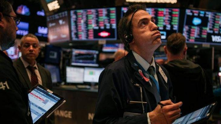 European stock markets fall again in early trade