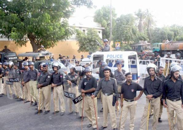 Police strictly implementing lockdown: SSP Sukkur