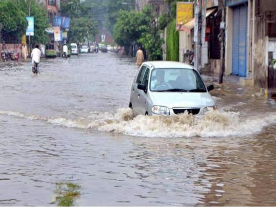 High alert issued in WASA after rain in city