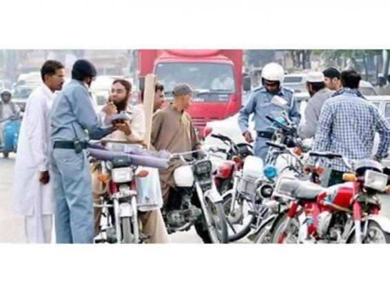 CTP challans 300 drivers for violating section 144