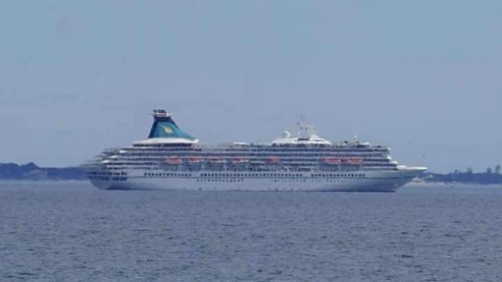 7 passengers on Artania cruise ship test positive for COVID-19