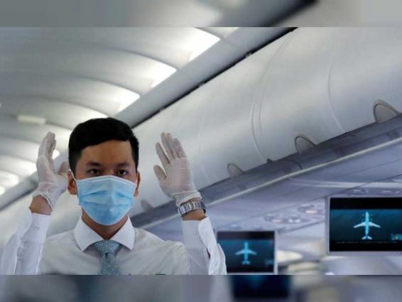 Russia bans international flights due to coronavirus