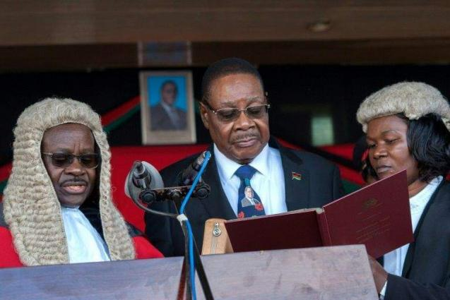 Malawi vice president sues president over electoral body