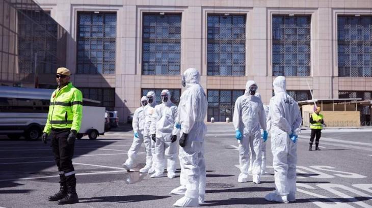 Kremlin Slams Talks About Possible State of Emergency in Russia Amid Coronavirus Outbreak