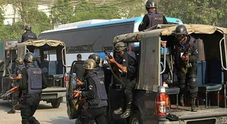 Nine held for different violations in Faisalabad