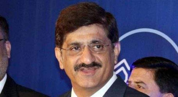 Sindh Chief Minister Syed Murad Ali Shah releases Rs 580m to provide ration to daily wagers