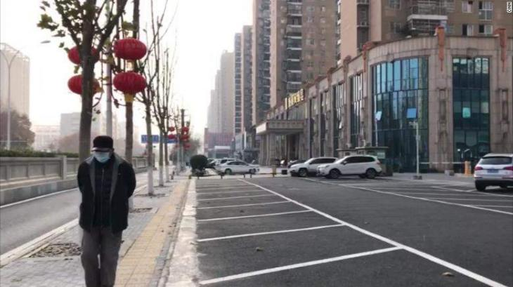 Wuhan lockdown bought health systems vital time: study
