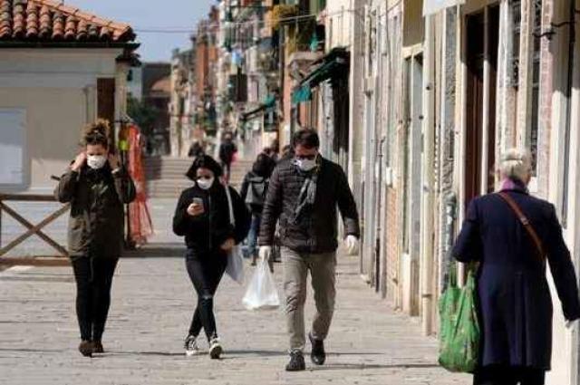 More than 250,000 declared coronavirus cases in Europe: AFP
