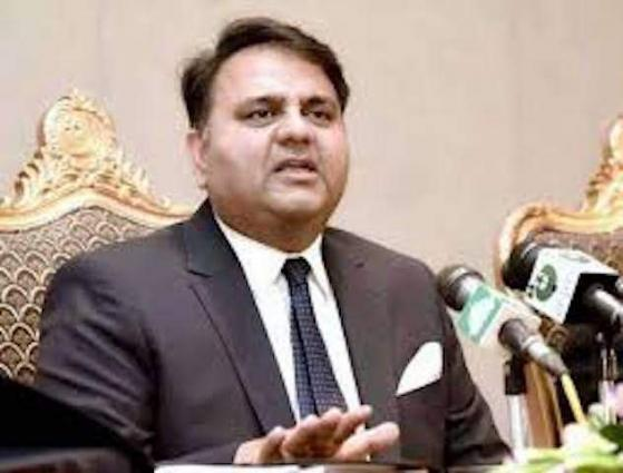 Pakistan contributes to 66 worldwide studies on coronavirus:Federal Minister for Science and Technology Chaudhry Fawad Hussain