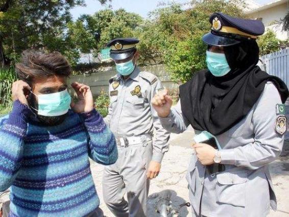Karachi reports seven new cases of locally transmitted coronavirus