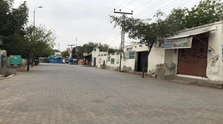 Lockdown continues in Tharparkar