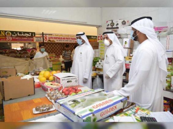 بدء تطبيق العمل على مدار 24 ساعة لمنافذ بيع المواد الغذائية والصيدليات في عجمان