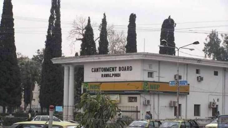 Rawalpindi Cantonment Board finalizes arrangements to conduct anti-corona spray