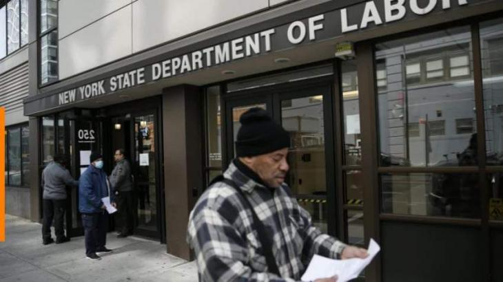 US Weekly Jobless Claims Soar to Record 3.28Mln Amid Coronavirus Crisis - Labor Dept.