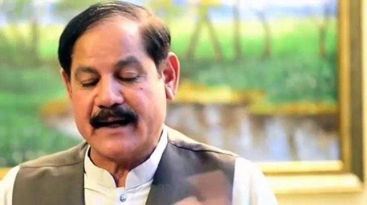KP Speaker visits quarantine centers, assured assistance
