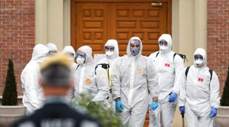 G20 Leaders Pledge 'Adequate Financing' to Contain COVID-19 Pandemic