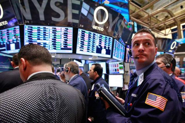 US stocks open up as jobless claims soar, stimulus advances