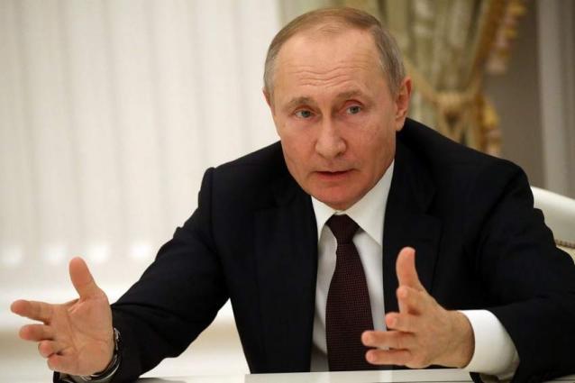Putin Pushes for Sanctions-Free Trade Corridors Amid Coronavirus Pandemic