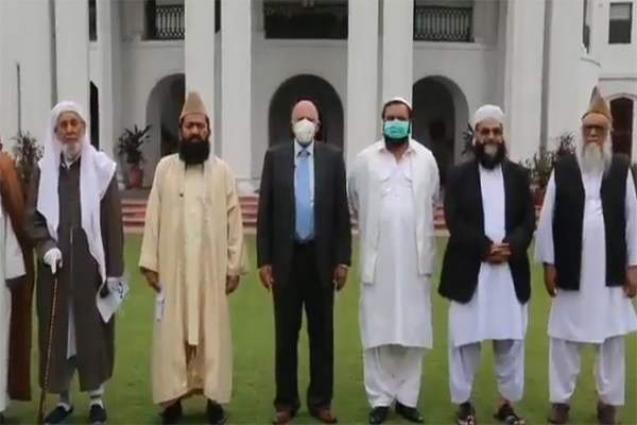 Ulema urge people to worship at homes