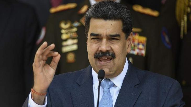 US Announces Criminal Charges Against Venezuela's Maduro - Justice Dept.