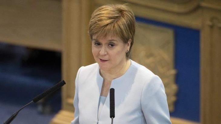Sturgeon Says 175 New COVID-19 Cases in Scotland, Raising Total to 894