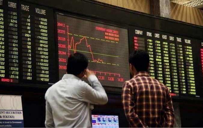 Pakistan Stock Exchange PSX Closing Rates 26 Mar 2020