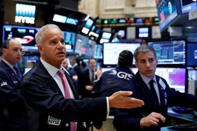US stocks brush aside record unemployment surge