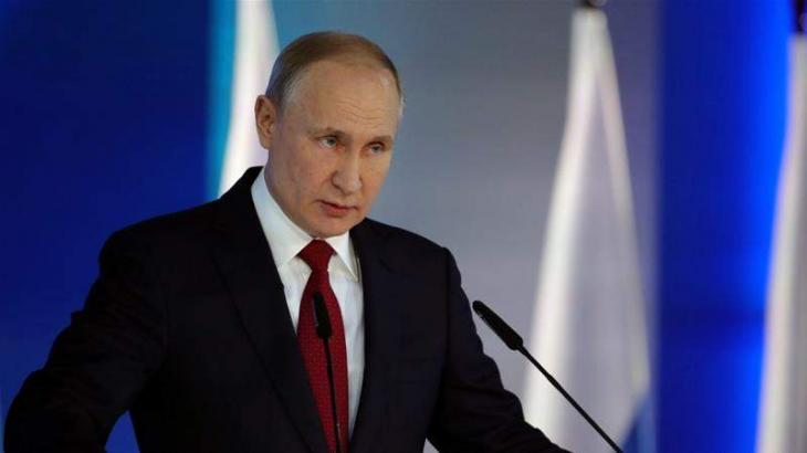Putin Announces Coronavirus Crisis Funding Worth 1.2% of GDP