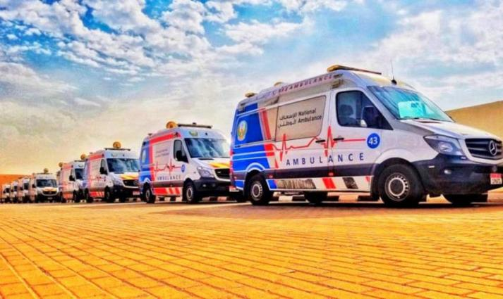 National Ambulance releases video to promote Stay Home campaign