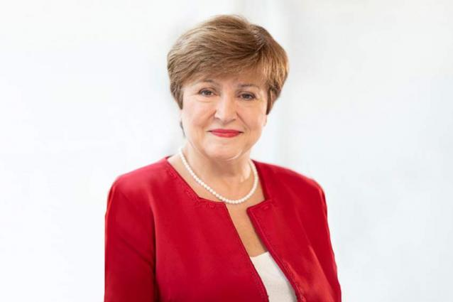 IMF Makes Significant Progress in Talks With Ukraine on More Financial Support - Georgieva