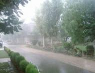 Light rain expected in city Lahore