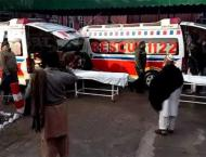 Two killed in road accident in Khanewal