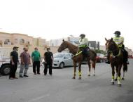 """"""" خيالة شرطة أبوظبي"""" تنفذ مبادرة من أجل .."""