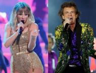 World primed for all-star virtual show featuring Taylor Swift, Ro ..