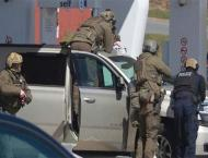 At least 13 killed in Canada rampage, suspect dead