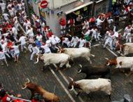 Coronavirus gores Pamplona bull-run