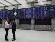 The Pakistan Stock Exchange (PSX) loses 44.45, closes at 32806 po ..