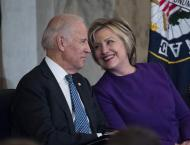 US needs a leader like Joe Biden, says Hillary Clinton