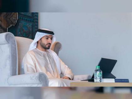 عمار النعيمي يترأس الجلسة الثالثة للمجلس التنفيذي عن بعد