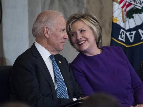 Joe Biden's answer: The presidential candidate strenuously denies sexually assaulting Tara Reade