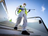 Spain eases strict lockdown as US approves virus drug